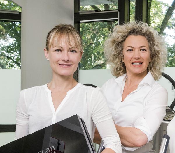 Birgit Thiemann und Sandra Martek Stoffwechsel anregen